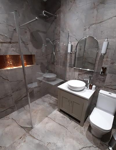 bathrooms in edinburgh - ksb bathrooms